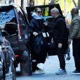 Exclusif - Céline Dion a été aperçue dans les rues de New York, le 13 novembre 2019.