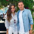 Charlotte Pirroni et Florian Thauvin sur Instagram.