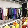 Exclusif - Cocktail pour le lancement du Pop-up exclusif des vêtements pour femme P.A.R.O.S.H. au Montaigne Market à Paris le 19 novembre 2019. © Marc Ausset-Lacroix/Bestimage
