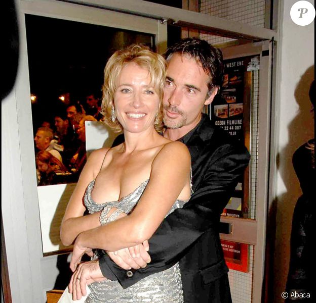 Emma Thompson et son mari Greg Wise