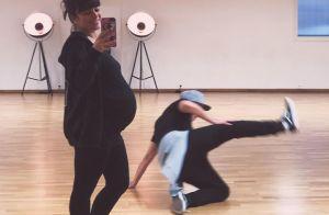 Alizée enceinte, prête pour l'arrivée du bébé : photos de sa future chambre...