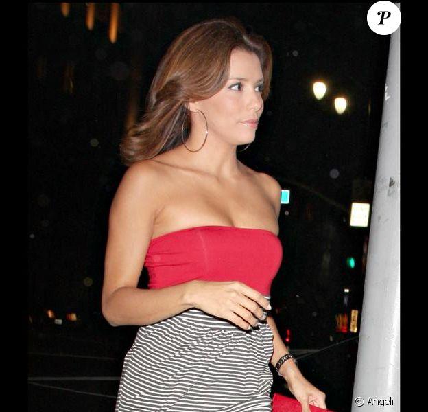 Eva Longoria en mode sexy