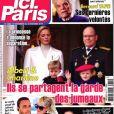 Retrouvez l'interview intégrale de Benjamin Baffie dans le magazine Ici Paris, numéro 3882, du 27 novembre 2019.