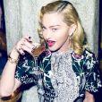 Madonna sur son compte Instagram, le 27 octobre 2019.