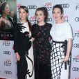 """Helena Bonham Carter, Erin Doherty, Olivia Colman - Soirée de présentation de la saison 3 de la série """"The Crown"""" dans le cadre du AFI FEST 2019 au TCL Chinese Theatre à Hollywood, Los Angeles, le 16 novembre 2019."""