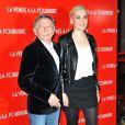 """Roman Polanski et Emmanuelle Seigner a l'avant-premiere du film """"La venus a la fourrure"""" au Gaumont Marignan a Paris. Le 4 novembre 2013"""