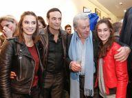 Anthony Delon avec ses filles Loup et Liv : photo de famille et joli message