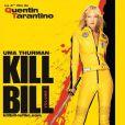 L'affiche du film  Kill Bill  de Quentin Tarantino