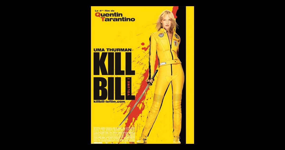 affiche kill bill