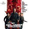 L'affiche du film  Inglourious Basterds  de Quentin Tarantino.