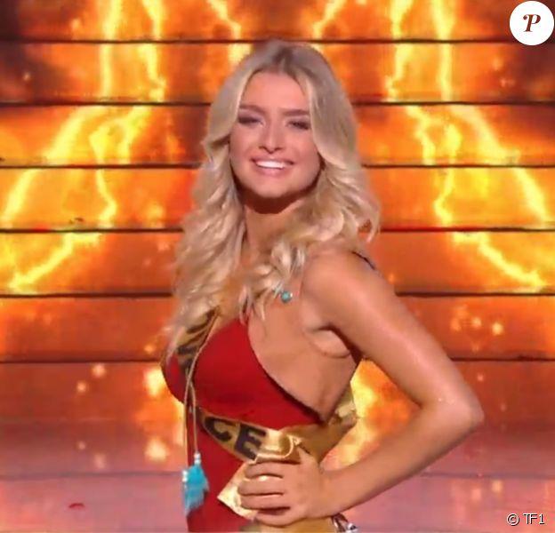 Miss Provence - Élection de Miss France 2020 sur TF1, le 14 décembre 2019.