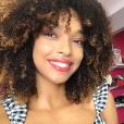 Ophély Mézino, candidate à l'élection de Miss Monde 2019, qui aura lieu le 14 décembre 2019 à Londres.