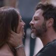 """Christophe Maé et sa femme Nadège dans son dernier clip """"Les Gens"""" sur Youtube (octobre 2019)."""