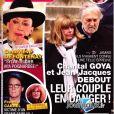 """Couverture du magazine """"France Dimanche"""", numéro du 4 décembre 2019."""