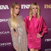 Paris et Nicky Hilton : Craquant tandem devant Adriana Lima, renversante