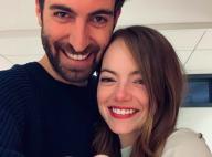 Emma Stone et Dave McCary fiancés : sa jolie bague dévoilée