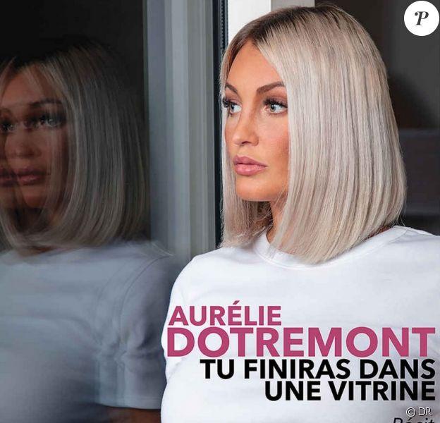 """""""Tu finiras dans une vitrine"""", livre d'Aurélie Dotremont sorti en 2019."""