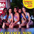 """Couverture du magazine """"Télé Star"""", programmes du 7 au 13 décembre 2019."""