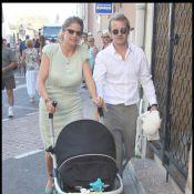 Jocelyn Quivrin et Alice Taglioni : leur adorable petit Charlie, 4 mois... était de la noce d'Alexandra Lamy et Jean Dujardin !
