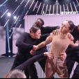 """The Revolutionnary lors de la finale d'""""Incroyable talent 2019"""", le 10 décembre, sur M6"""