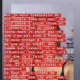 Maeva Martinez (Secret Story) se confie sur sa situation amoureuse sur Instagram, 11 décembre 2019