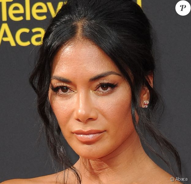 "Nicole Scherzinger assiste aux ""Creative Arts Emmy Awards"" au Microsoft Theatre de Los Angeles. Le 14 septembre 2019."