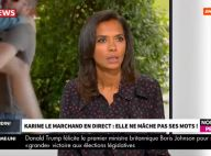 Karine Le Marchand pousse un coup de gueule contre TPMP, Cyril Hanouna réplique