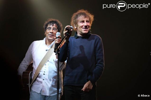 Alain Souchon et Laurent Voulzy planchent sur un album de duos !
