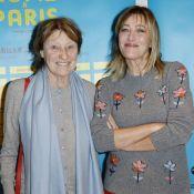 Valeria Bruni Tedeschi et sa mère Marisa : Radieuses entre Rome et Paris