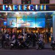 Image du cinéma L'Arlequin lors de l'ouverture du 22ème Festival du Cinéma allemand à Paris, le 4 octobre 2017. © Lionel Urman/Bestimage
