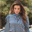 La reine Rania de Jordanie le 9 décembre 2019 lors de la remise du Prix Reine Rania pour l'Excellence dans l'Education à Amman. © Royal Hashemite Court / Albert Nieboer