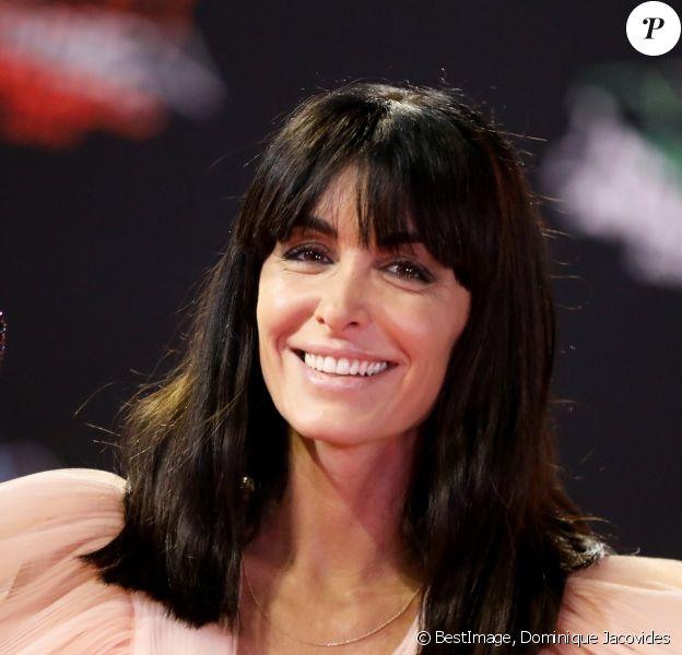 Jenifer Bartoli - 21ème édition des NRJ Music Awards au Palais des festivals à Cannes le 9 novembre 2019. © Dominique Jacovides/Bestimag