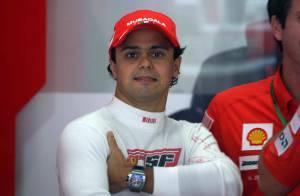 Felipe Massa est un miraculé :