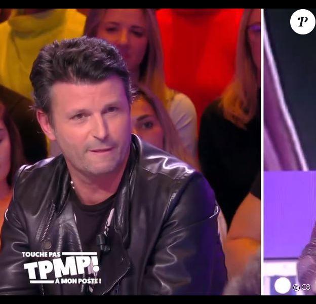 """Christophe Rippert revient sur sa carrière d'acteur dans """"TPMP XXL"""", le 24 octobre 2019, sur C8"""