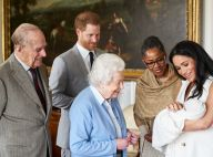 """Meghan Markle, Harry et Archie """"oubliés"""" par Elizabeth II ? Discrète allusion..."""