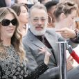 Tom Hanks et sa femme Rita Wilson - Rita Wilson reçoit son étoile sur le Walk Of Fame à Hollywood, Los Angeles, le 29 mars 2019