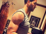 Tarek Boudali transformé en Monsieur Muscles, sa partenaire d'En famille choquée