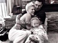 Pink : La bouleversante déclaration de son mari Carey pour leur anniversaire
