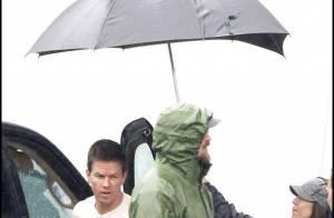 Mark Wahlberg : loin de l'amour de sa vie... il craint toujours autant la pluie !