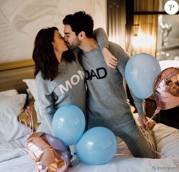 Inséparables depuis leur rencontre en 2019, Rachel Legrand-Trapani et Valentin Leonard seront bientôt parents d'un bébé qui viendra concrétiser leur amour.