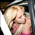 Britney Spears désormais blonde à Beverly Hills le 2 août 2009