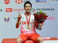Kento Momota : L'icône du badminton victime d'un accident, son chauffeur tué