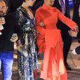 Exclusif - Kate Hudson et sa meilleure amie Sia à la sortie de la soirée annuelle Amazon Holiday à Beverly Hills, le 9 décembre 2017