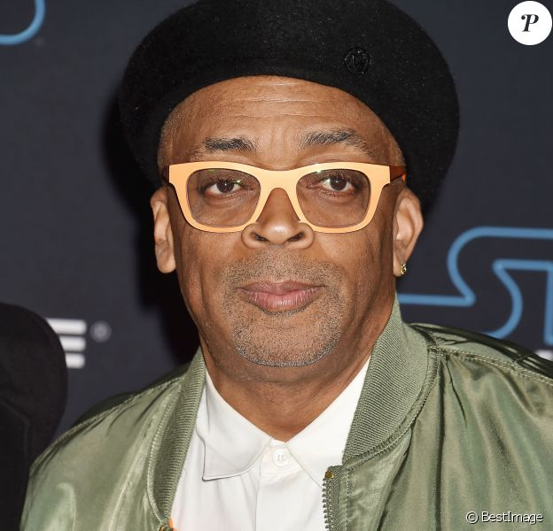 "Spike Lee à la première du film ""Star Wars: The Rise Of Skywalker"" à Los Angeles, le 16 décembre 2019."