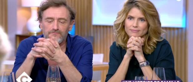 Alice Taglioni : Jeune maman taquine envers son amoureux Laurent Delahousse