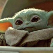 George Lucas et Baby Yoda (The Mandalorian) : la rencontre au sommet