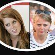 L'amie de Kate Moss ressemble beaucoup à la princesse Beatrice...