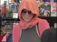 Lindsay Lohan : elle a beau le cacher, elle a enfin... retrouvé le sourire !