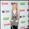 Kathryn Morris, alias Lilly Rush de Cold Case,  assiste à la soirée CBS/CW/Showtime, à  Pasadena, en Californie