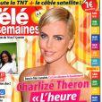"""Couverture du dernier numéro """"Télé 2 semaines"""" en kiosques depuis le 18 janvier 2020"""